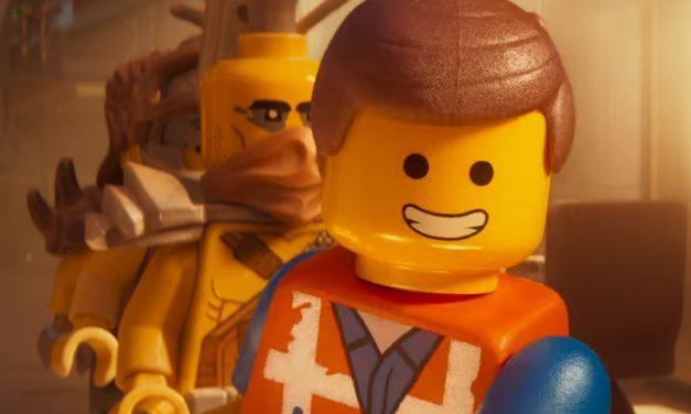 UMA AVENTURA LEGO 2 | Pós apocalipse no primeiro trailer do filme!