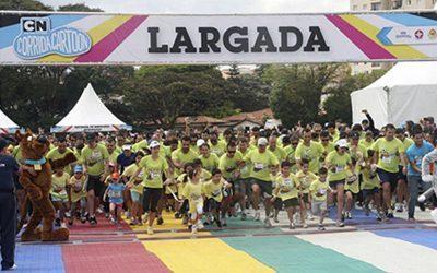 CORRIDA CARTOON | Evento traz atrações gratuitas para o Rio!