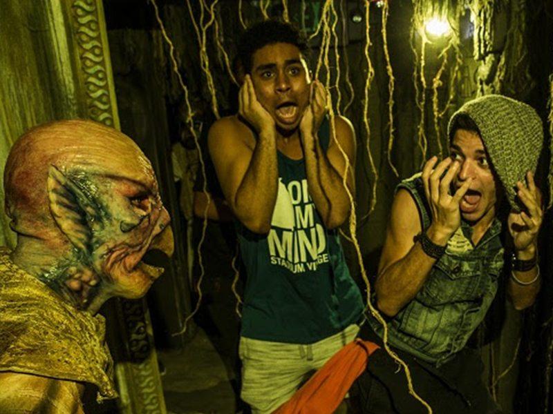 UNIVERSAL   Parque em Orlando vai receber mais uma casa do horror!