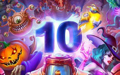 WARSPEAR | Jogo prepara um evento especial para a comemoração de seus 10 anos!