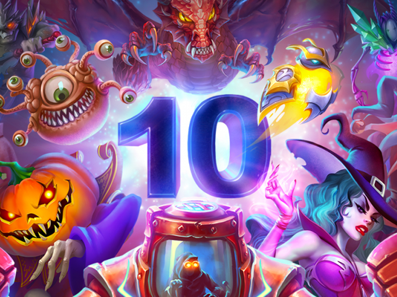 WARSPEAR   Jogo prepara um evento especial para a comemoração de seus 10 anos!