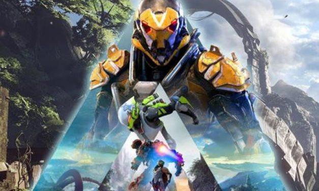 ANTHEM | Trailer incrível do jogo é mostrado na E3!