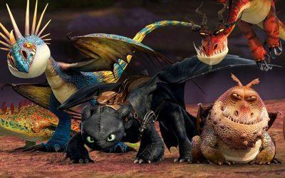 COMO TREINAR O SEU DRAGÃO | Conheça algumas espécies que vão aparecer no filme!