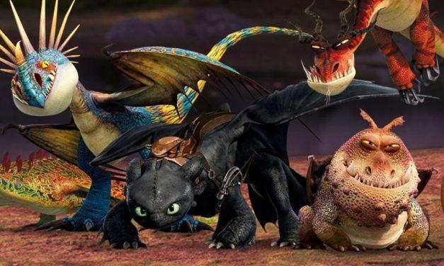 COMO TREINAR O SEU DRAGÃO   Conheça algumas espécies que vão aparecer no filme!