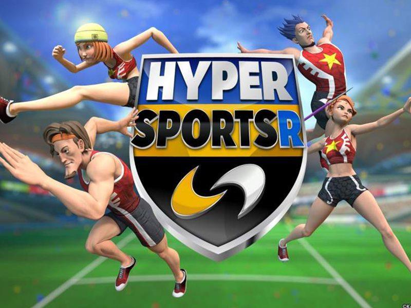 KONAMI | Hyper Sports R vai chegar para o Nintendo Switch!