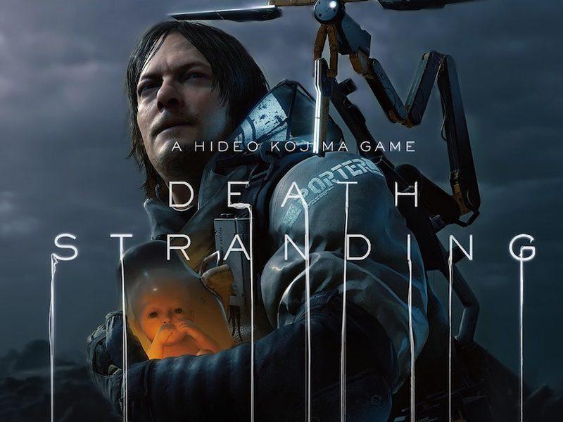 DEATH STRANDING | Um dos jogos mais poromissores e mais confusos da Sony!