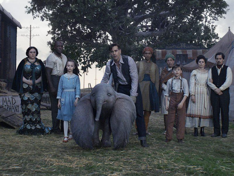 DUMBO   Rasante do elefante no primeiro trailer do filme!