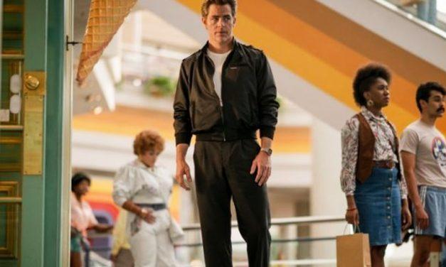 MULHER MARAVILHA | Steve Trevor está de volta com roupas dos anos 80!