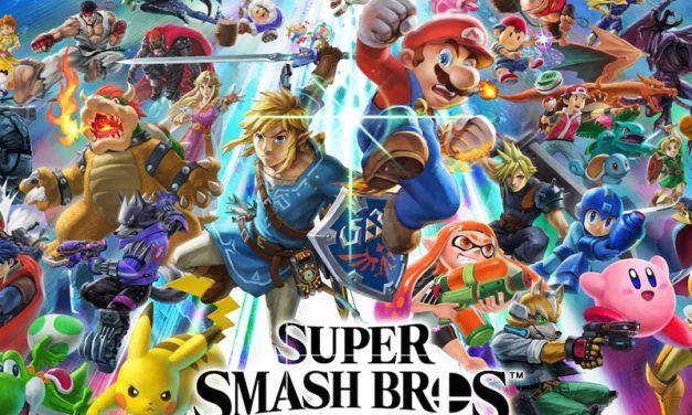 SUPER SMASH BROS | Nintendo coloca todos os personagens para batalharem em trailer do jogo!