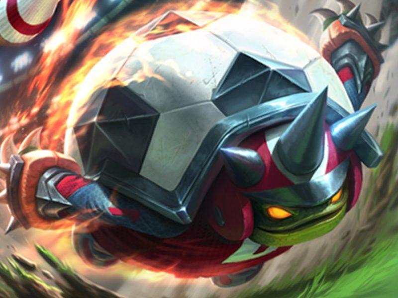 LOL | Riot Games anuncia as novas skins da copa do mundo!