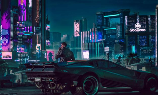 CYBERPUNK 2077 | Vaga de emprego volta a garantir multiplayer no jogo!