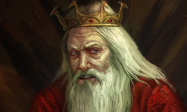 GAME OF THRONES | Casa Targaryen: Perfil de Aerys II – O Rei Louco!