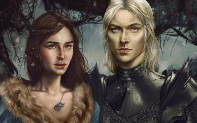 GAME OF THRONES | Perfil de Personagem: Rhaegar Targaryen – O Último Dragão!