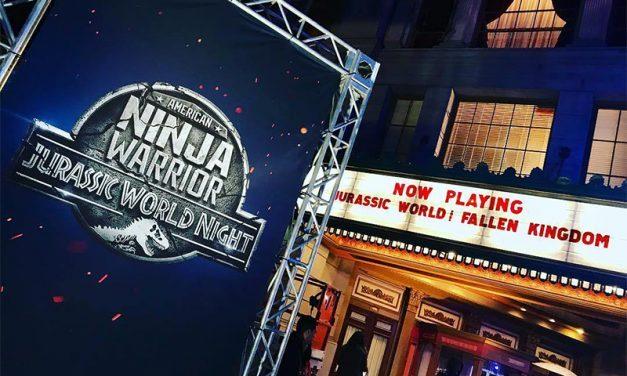 JURASSIC WORLD | Dinossauros vão invadir o American Ninja Warrior!