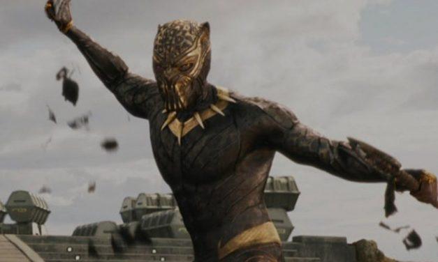 PANTERA NEGRA | Vídeo mostra como foi feito o CGI do filme! (CDC)