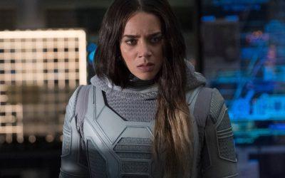 HOMEM FORMIGA E A VESPA | Hannah John-Kamen leva mais uma vilã apaixonante da Marvel para os cinemas!