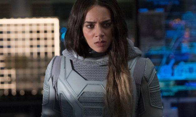 HOMEM FORMIGA E A VESPA   Hannah John-Kamen leva mais uma vilã apaixonante da Marvel para os cinemas!