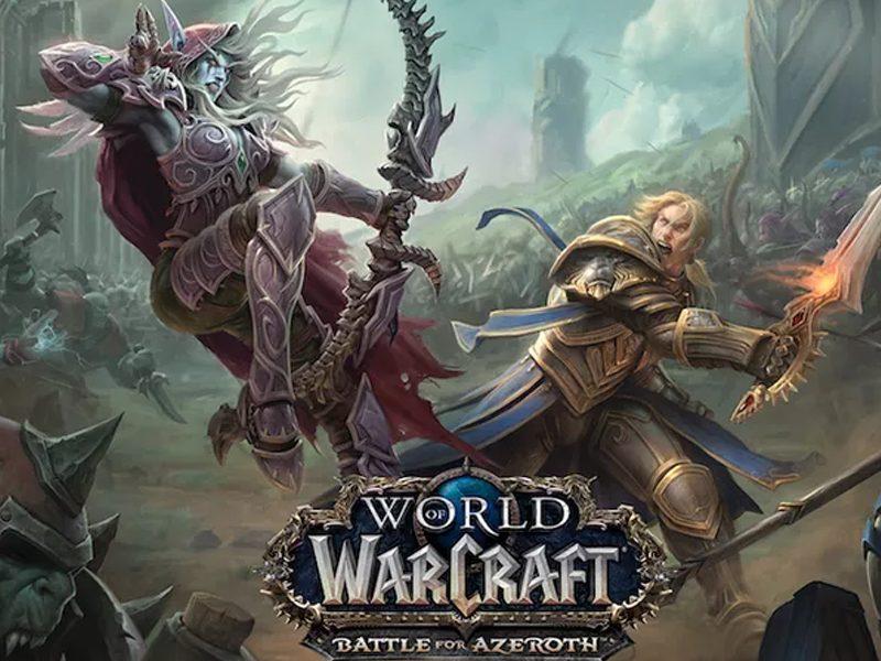WORLD OF WARCRAFT | Evento gratuito para a nova expansão!
