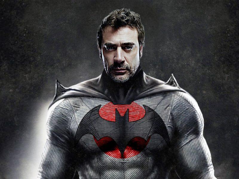 FLASHPOINT   Será Jeffrey Dean Morgan o Batman no filme? (SDCC)
