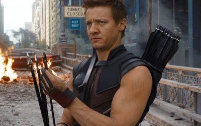 VINGADORES 4 | Jeremy Renner diz que vestirá o uniforme de Gavião Arqueiro em breve!