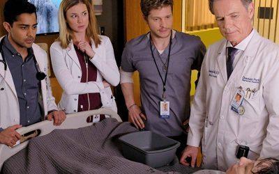 THE RESIDENT | Por que a gente infarta depois de cada episódio?