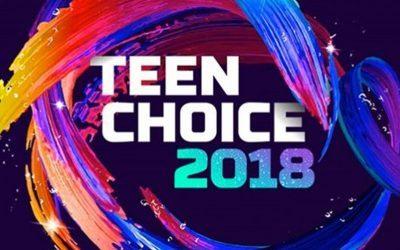 TEEN CHOICE 2018 | Warner vai transmitir a premiação ao vivo em seu canal!