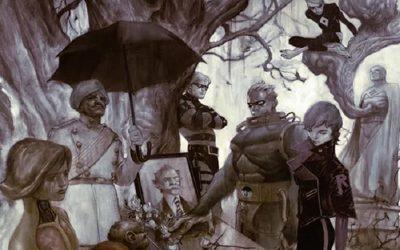 THE UMBRELLA ACADEMY | Quadrinho que será adaptado pela Netflix ganha imagem!