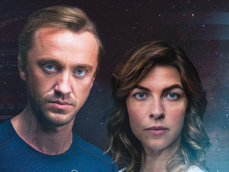 ORIGIN   Tom Felton e Natalia Tena estrelam série sci-fi do Youtube Originals!