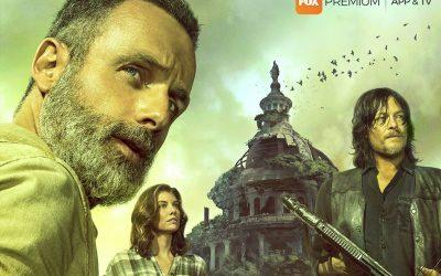 THE WALKING DEAD | A nona temporada da série acaba de receber seu primeiro trailer! (SDCC)