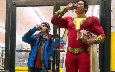 SHAZAM | O primeiro trailer do filme está muito fiel aos quadrinhos… e isso é demais!! (SDCC)