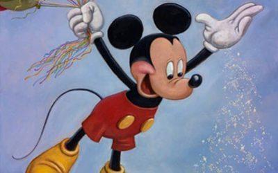 MICKEY | Camundongo da Disney completa 90 anos e ganha um poster especial lindo! (SDCC)