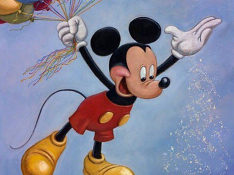 MICKEY   Camundongo da Disney completa 90 anos e ganha um poster especial lindo! (SDCC)