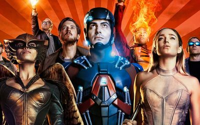 LEGENDS OF TOMORROW | Heróis hippes viajando no tempo em novo trailer da série! (SDCC)