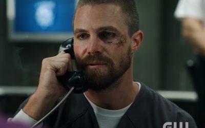 ARROW | Oliver Queen está preso, mas o vigilante ainda está na ativa em novo trailer! (SDCC)
