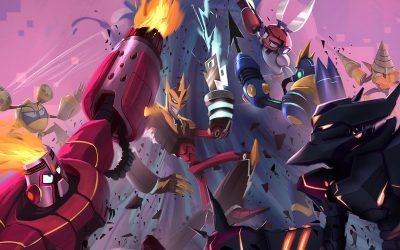 MEGA MAN FULLY CHARGED | Novo desenho do herói ganha seu primeiro trailer! (SDCC)