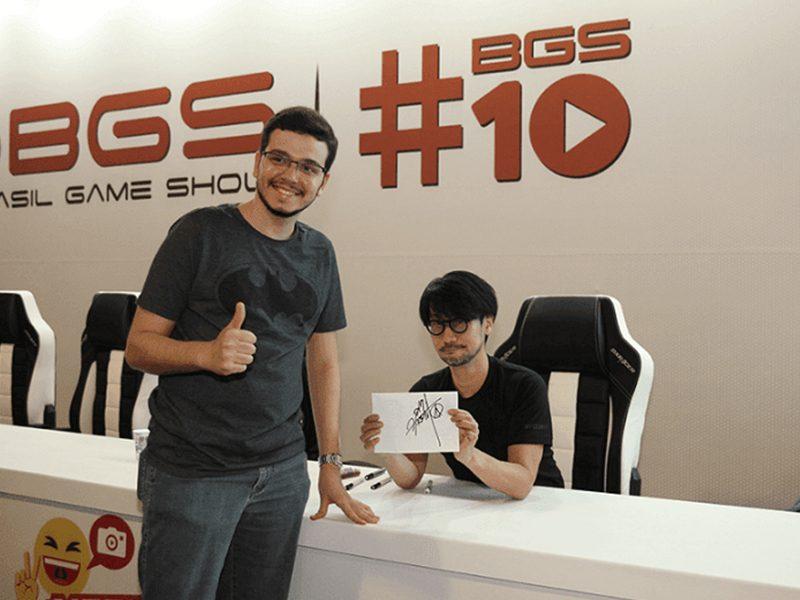 BGS   Os maiores nomes da indústria dos games estarão presentes no evento!