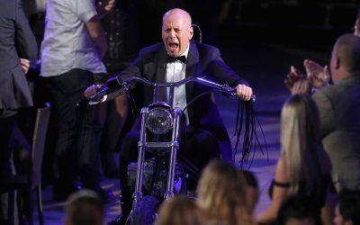ROAST DE BRUCE WILLIS | Comedy Central exibirá o programa na próxima segunda!
