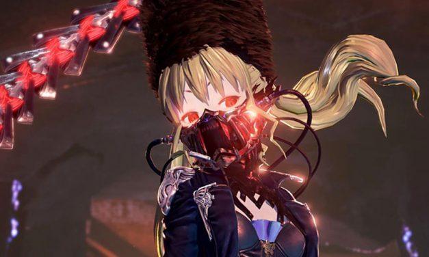 CODE VEIN | Novo trailer do jogo revela uma nova personagem e sua história!