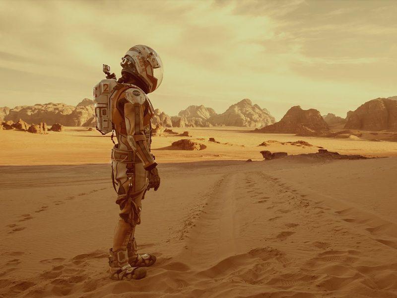 MARTE   Como faríamos para conseguir viver no Planeta Vermelho? Especial Coxinha em Marte!