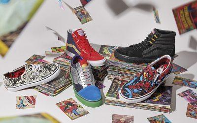VANS | Produtos especial da Marvel chegaram na loja da marca!