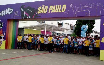CORRIDA CARTOON | Quem é de São Paulo já pode ir aquecendo os pés!