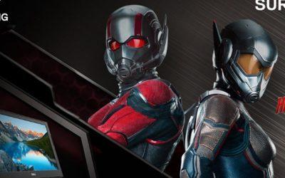 DELL | Parceria com a Marvel vai trazer os heróis para propagandas da empresa de computadores!