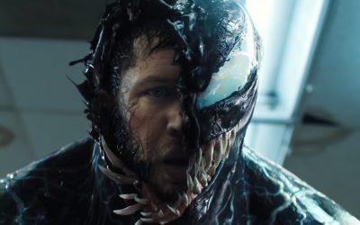 VENOM | Novo trailer do filme mostra vilão em ação e mais detalhes do traje!