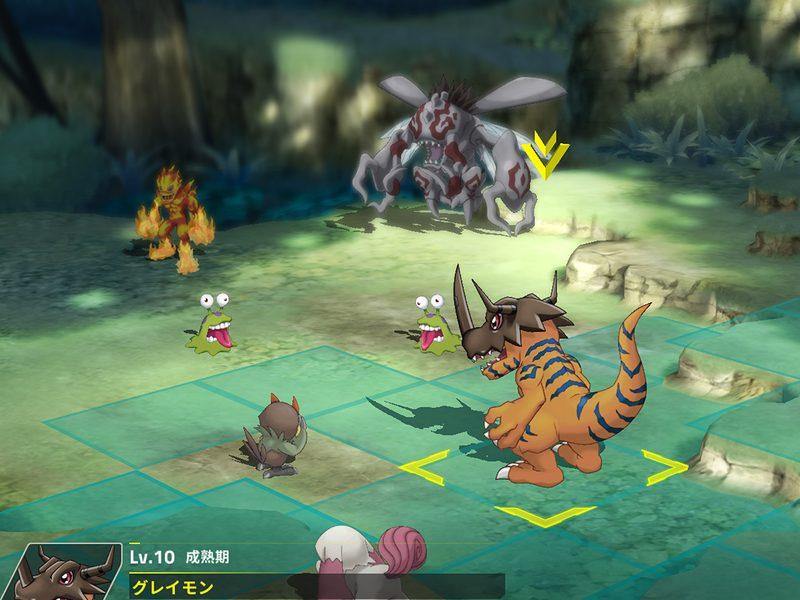 BANDAI NAMCO | Um jogo RPG de estratégia vai ser a nova história no mundo dos Digimons!