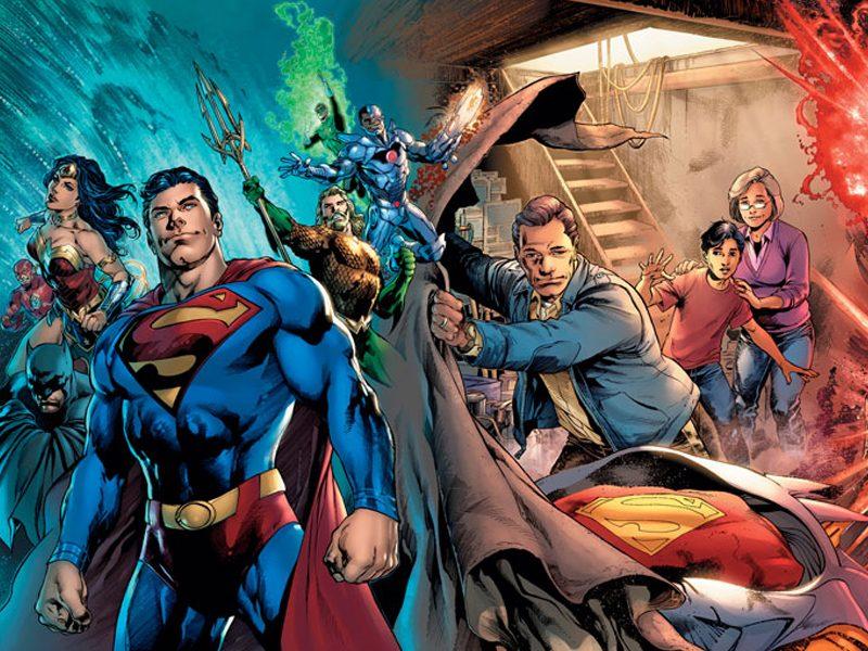 CCXP   Artista da DC Comics, Ivan Reis, vai estar no evento!