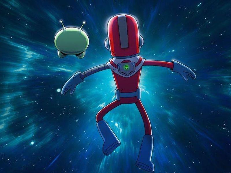 FINAL SPACE | Os 5 melhores motivos para você ver essa animação incrível!