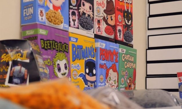 FUNKO POP | Empresa vai lançar caixas de cereal com bonecos de brinde!