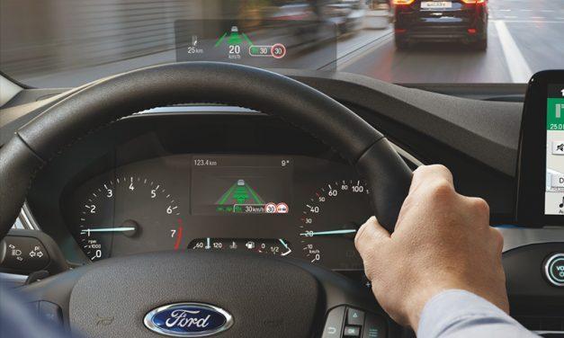 FORD | Tecnologia de jatos está chegando nos painéis dos carros da empresa!