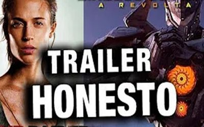TRAILER HONESTO | Uma versão bem mais sincera e engraçada de filmes famosos!