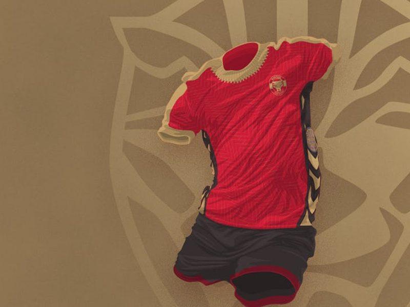 PANTERA NEGRA   Já parou pra imaginar como seriam os uniformes de Wakanda na Copa do Mundo?